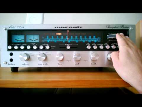 vintage Hifi - An absolute classic from the 1970's......75 watts per channel MINIMUM, CONTINUOUS RMS @ only 0.25% total harmonic distortion. Marantz was always conservative...