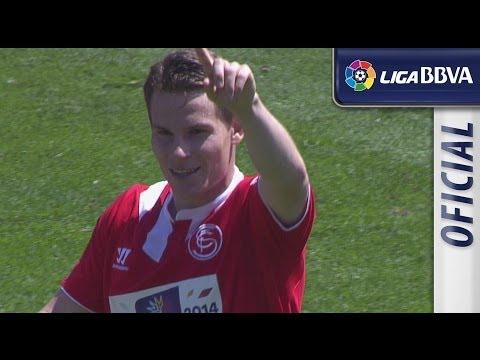 Highlights Real Betis (0-2) Sevilla FC - HD (видео)