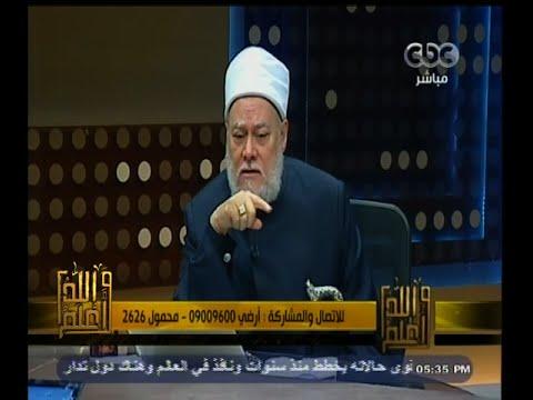 بالفيديو.. علي جمعة يتهم الإخوان في تفجيرات العريش