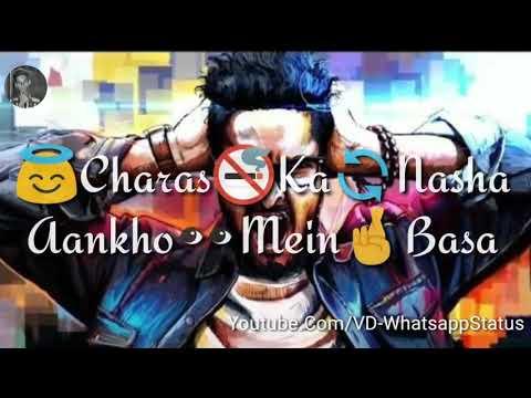 Video Charas ka nasha aankho mein basa download in MP3, 3GP, MP4, WEBM, AVI, FLV January 2017
