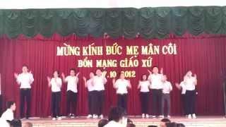 I LOVE JESUS Dance - GX Bình An