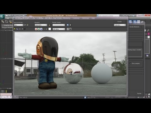 3dsmax - Tweet me your thoughts @BrandonJLa I wanted to give you a fast paced overview of what I'm going to show you how to do over the next few months. By showing th...