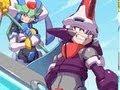 Mega Man ZX prometheus and pandora( hard mode no damage zx model only)