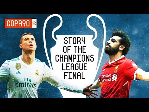 Real Madrid vs Liverpool- Who Is Lifting The Champions League Trophy? (видео)