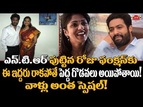 Do You Know NTR's Sisters?   Suhasini   Swapna Dutt   Super Movies Adda (видео)