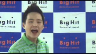 빅히트 오디션 후보자 (후보2번 - 민윤기) | SUGA of 방탄소년단 (BANGTAN)