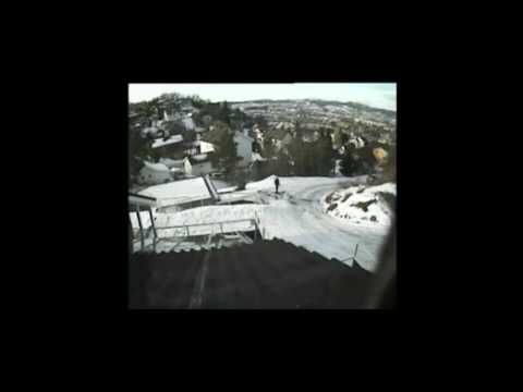 Norwegian Neighbour from Hell, episode 1 (attempted hit-and-run)