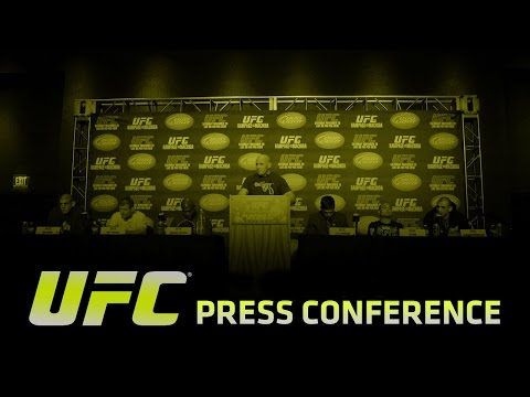 Conference - Watch the ticket on-sale press conference for UFC Fight Night Halifax, live Tuesday, August 19 at 10 a.m./7 a.m. ETPT.