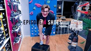 Climbing Technique For Beginners - Episode - 4 - Shoes by Eric Karlsson Bouldering