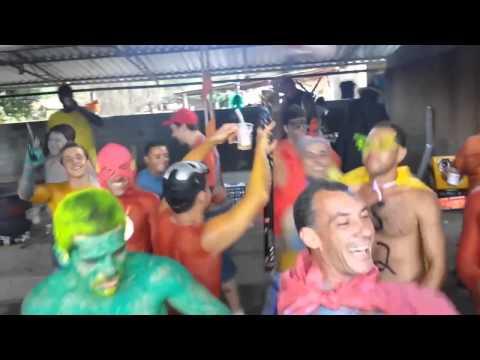 Hs bloco dos superamigos São Miguel do anta -mg 2014