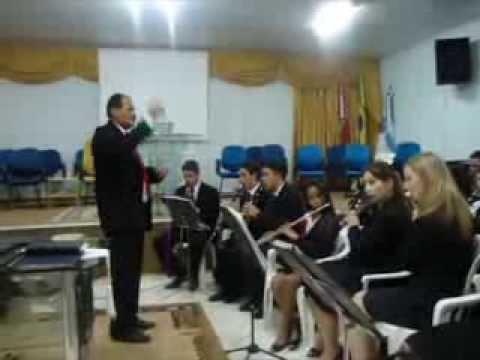 Banda Lira Celeste de Itajaí  SC  em Faxinal do Guedes SC
