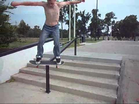 Stoner Skate Plaza Shreveport, La