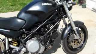 8. 2006 Ducati Monster S2R 800