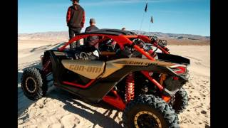 10. 2018 Can-Am Maverick New X3 X RS Turbo R ??