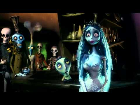 Tim Burton's Corpse Bride - Trailer