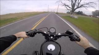1. 2015 Harley Davidson Sportster Forty Eight