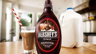 Hershey's Syrup (sirop au chocolat)