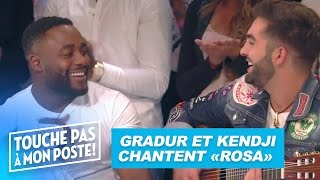 "Video Kendji et Gradur chantent ""Rosa"" dans TPMP MP3, 3GP, MP4, WEBM, AVI, FLV Mei 2017"