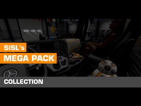 SiSL's Mega Pack Cabin Accessories v2.5 Updated (1.26)