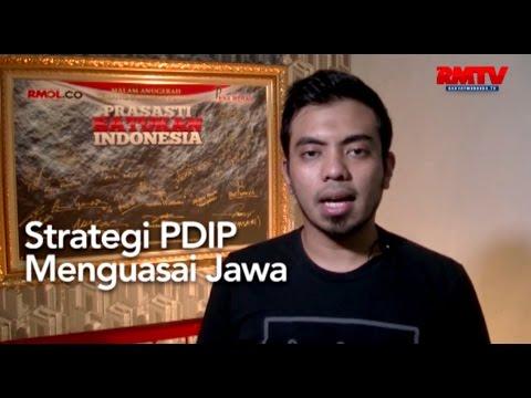 Strategi PDIP Menguasai Jawa