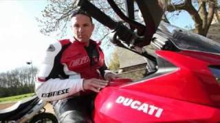8. Ducati Multistrada 1200 v KTM SMT v BMW GS v Tiger 1050