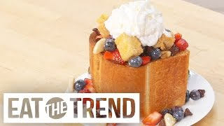 Surprise-Inside French Toast | Eat the Trend by POPSUGAR Food