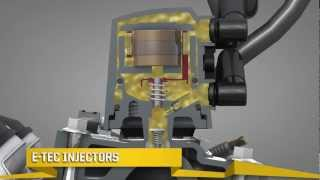 9. Rotax E-TEC Engines from Ski-Doo