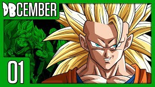 Top 24 Dragon Ball Video Games | 1 | DBCember 2017 | Team Four Star