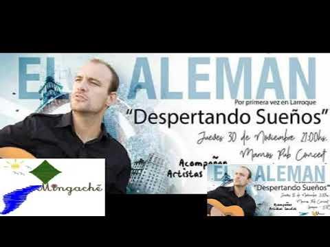 """""""Llega a Larroque Gerardo Dorado Dietrich, """"El Alemán"""""""