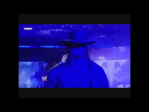 WWE The Undertaker Entrance Ain't No Grave
