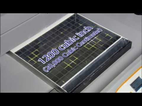 ZPrinter 650 Introduction