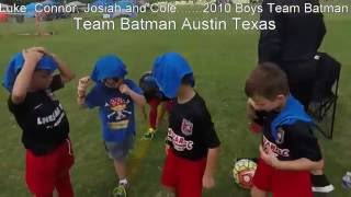 Amazing 5 and 6 year old boys winning the 3v3 Live 2010B Texas State Championship.