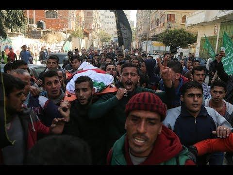 مقتل صياد فلسطيني برصاص مجهول الهوية