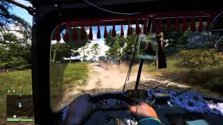 Tuktuk driving | Far cry 4 | PS4