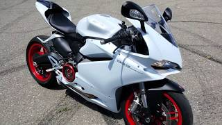 6. Over 173 mph!! 2019 Ducati 959 Panigale Top Speed Stock