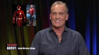Talking About: JOHN WESLEY SHIPP