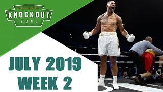 Video Boxing Knockouts | July 2019 Week 2 MP3, 3GP, MP4, WEBM, AVI, FLV September 2019