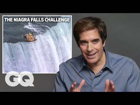 David Copperfield Sits Down and Explains His Most Iconic Illusions