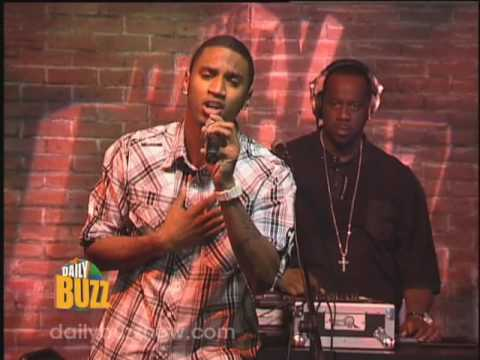 Trey Songz - Can't Help But Wait (The Daily Buzz)