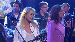Performance dated March 30, 2017.This video was removed from the official Late Night channel for unknown reasons.Credit goes to Broken Social Scene, Late Night with Stephen Colbert, Arts & Crafts, CBS.