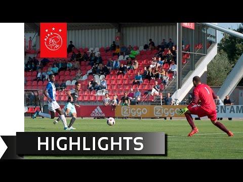 Samenvatting Ajax U19 - SC Heerenveen U19