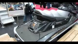 9. 2013 Yamaha Wave Runner FX Cruiser SHO Jet Ski
