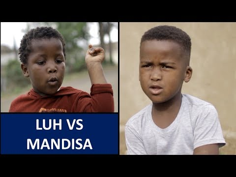 UnSupervised Kids Ep 1 - Luh Vs Mandisa (Luh & Uncle Spinoff)