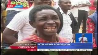 KTN News Celebrates Its First Birthday With Fans Of Nyeri County