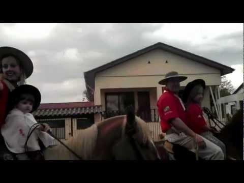 Cavalgada Semana Farroupilha de Bom Retiro do Sul-RS