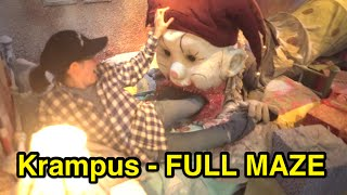Video [NEW] Krampus - Halloween Horror Nights (Universal Studios Hollywood) MP3, 3GP, MP4, WEBM, AVI, FLV Juni 2018