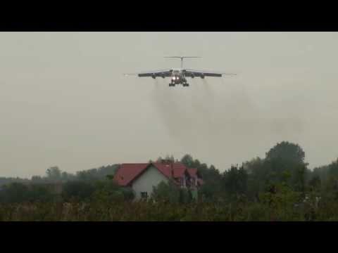 23.08.2013 Ukraine - Air Force Ilyushin...