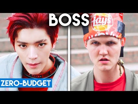 Video K-POP WITH ZERO BUDGET! (NCT U- BOSS) download in MP3, 3GP, MP4, WEBM, AVI, FLV January 2017