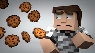 Cookie Launcher - Minecraft Animation (Weekly Tests: ep16)