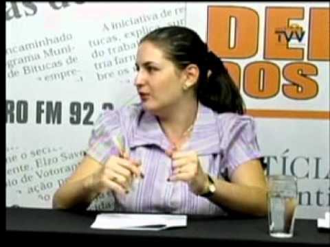Debate dos Fatos na TV Votorantim ed.43